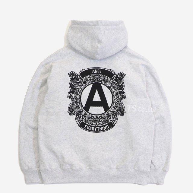 Supreme - Anti Hooded Sweatshirt