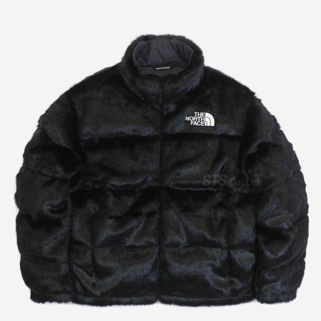Supreme/The North Face Faux Fur Nuptse Jacket