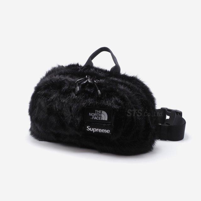 Supreme/The North Face  Faux Fur Waist Bag