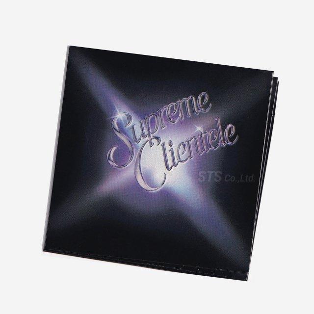 Supreme - Supreme Clientele Sticker