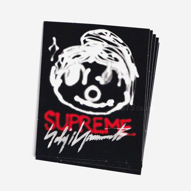 Supreme/Yohji Yamamoto - Logo Sticker