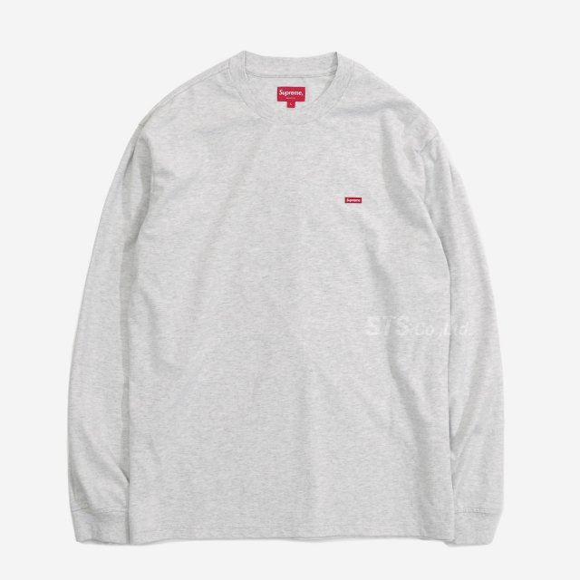 Supreme - Small Box L/S Tee