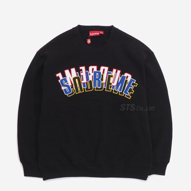 Supreme - Stacked Crewneck