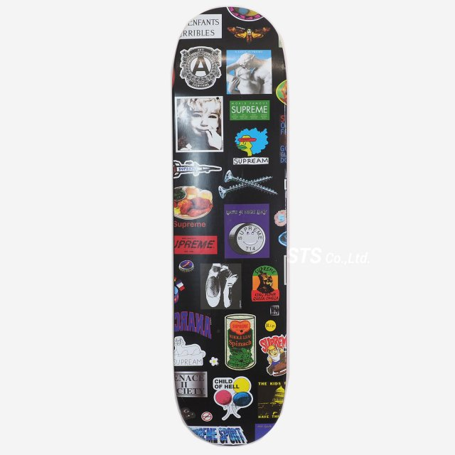 Supreme - Stickers Skateboard