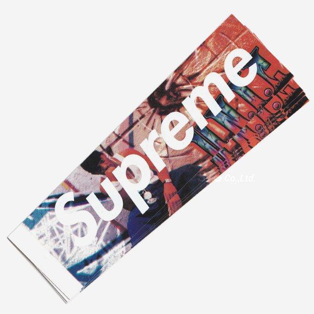 Supreme - HNIC Box Logo Sticker
