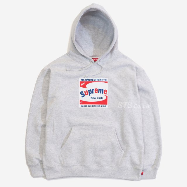 Supreme - Shine Hooded Sweatshirt