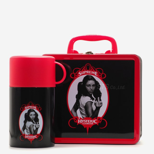 Supreme/Hysteric Glamour Lunch Box Set