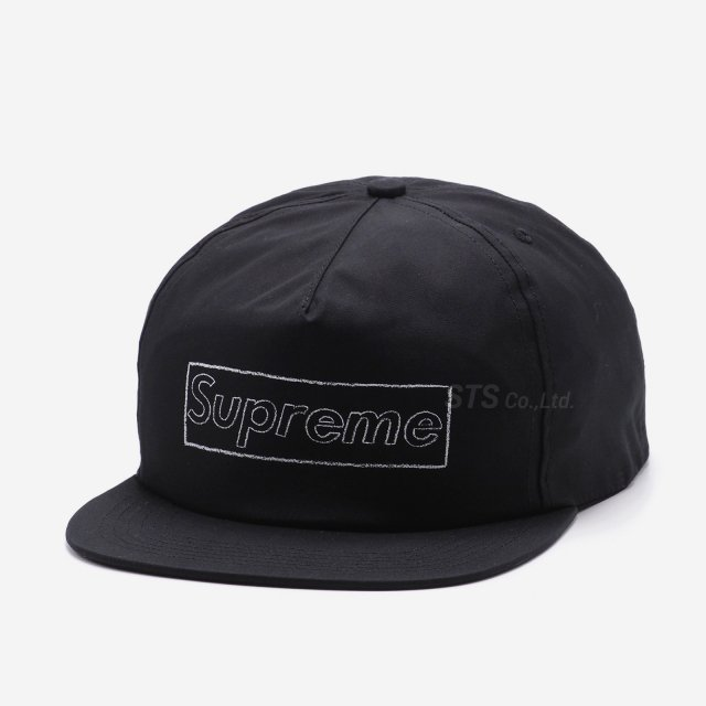 Supreme - KAWS Chalk Logo 5-Panel