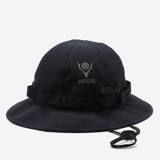 SOUTH2 WEST8/Supreme Jungle Hat