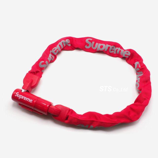 Supreme/Kryptonite Integrated Chain Lock