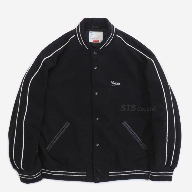 Supreme - Jamie Reid It's All Bollocks Varsity Jacket