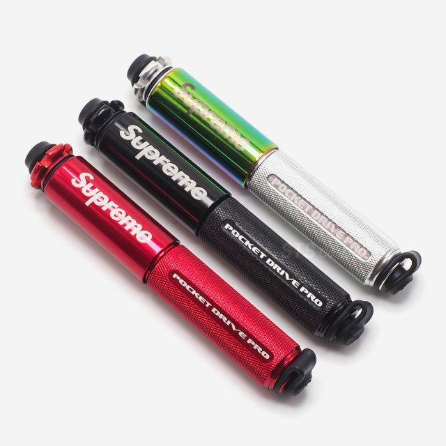 Supreme/Lezyne Pocket Drive Pro Bike Pump