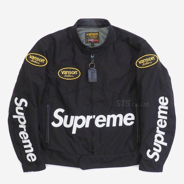 Supreme/Vanson Leathers Cordura Jacket