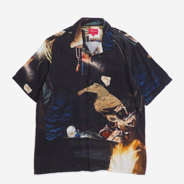 Supreme - Firecracker Rayon S/S Shirt