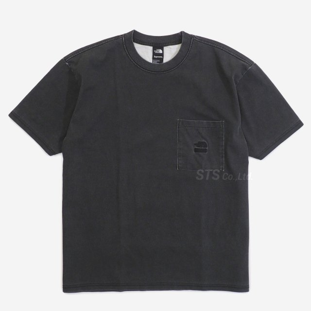Supreme/The North Face Pigment Printed Pocket Tee