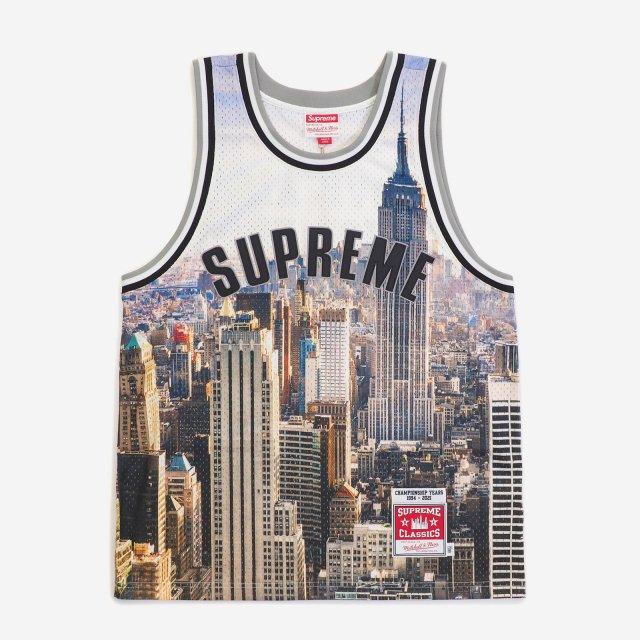 Supreme/Mitchell & Ness Basketball Jersey