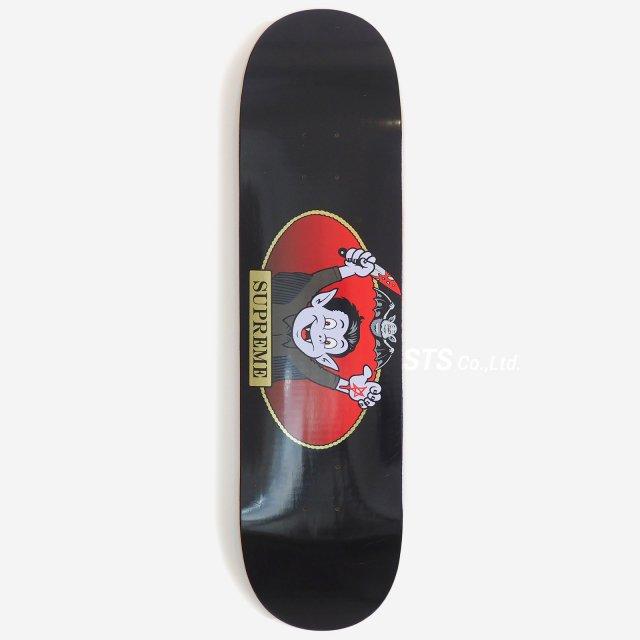 【SALE】Supreme - Vampire Boy Skateboard