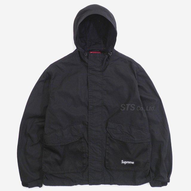 【SALE】Supreme - Mesh Pocket Cargo Jacket