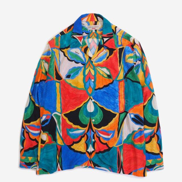 Supreme/Emilio Pucci L/S Shirt