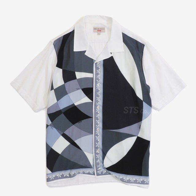Supreme/Emilio Pucci S/S Shirt