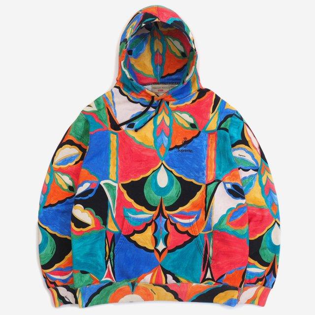 Supreme/Emilio Pucci Hooded Sweatshirt