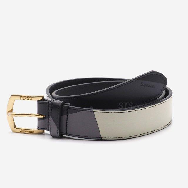 Supreme/Emilio Pucci Belt