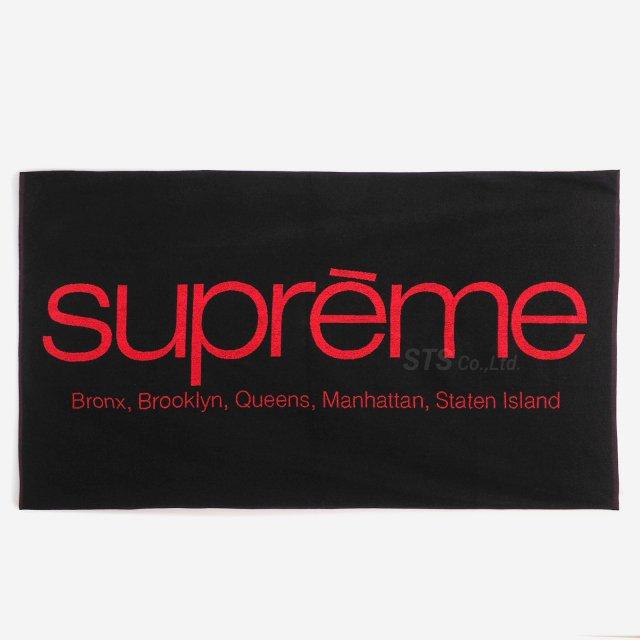 Supreme - Five Boroughs Towel
