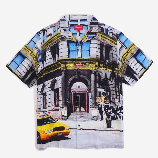 Supreme - 190 Bowery Rayon S/S Shirt