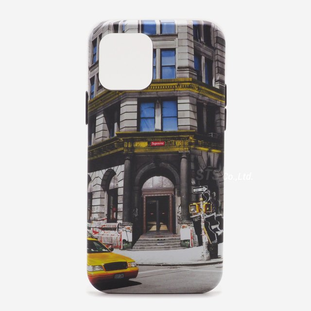 Supreme - 190 Bowery iPhone Case
