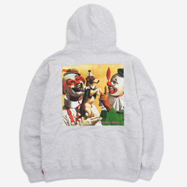 【SALE】Supreme/Butthole Surfers Hooded Sweatshirt