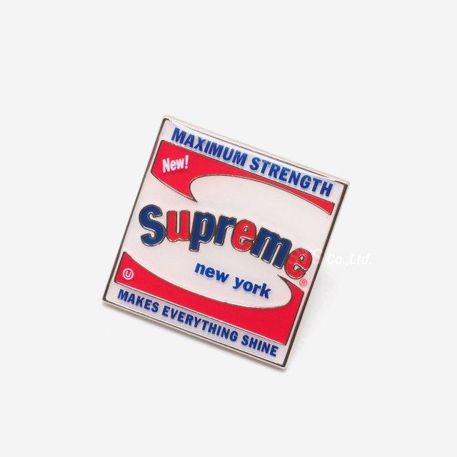Supreme - Shine Pin