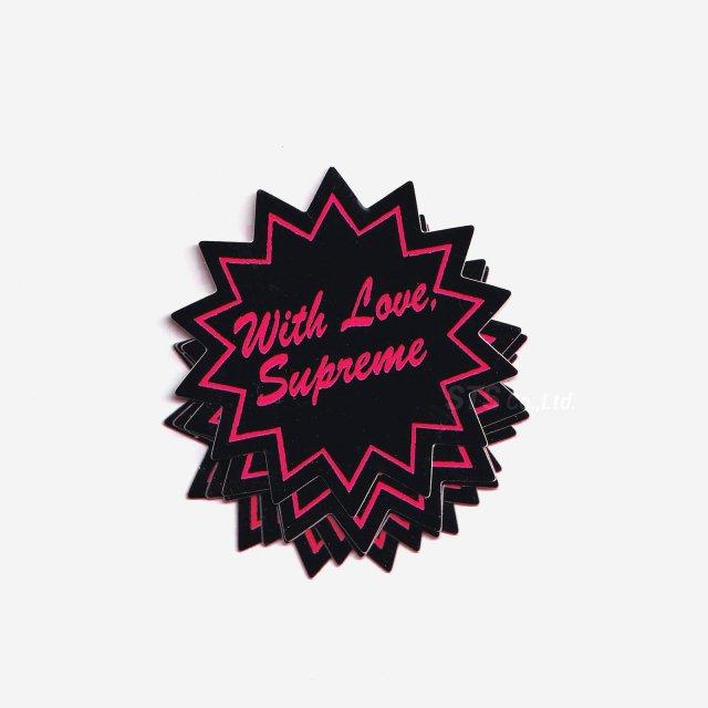 【SALE】Supreme - Jamie Reid Sticker