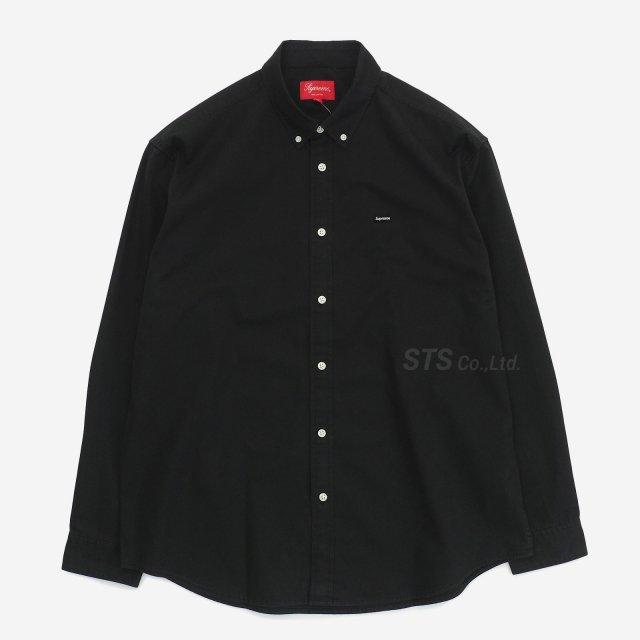 Supreme - Small Box Twill Shirt