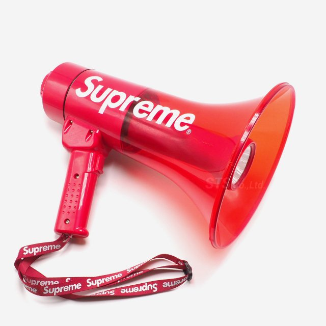 Supreme/Pyle Waterproof Megaphone