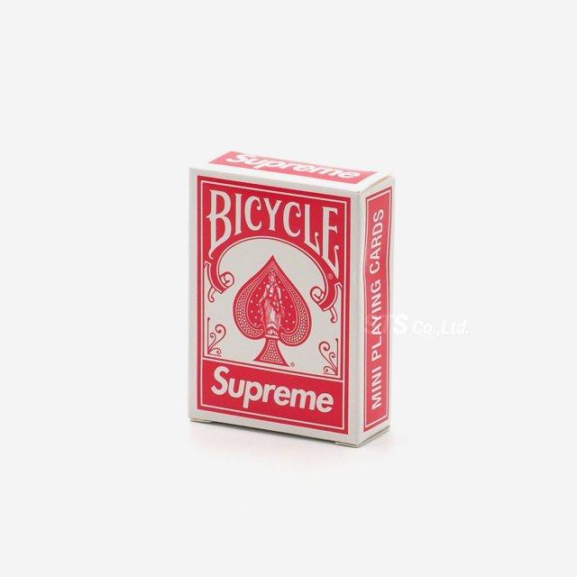 Supreme - Bicycle Mini Playing Cards