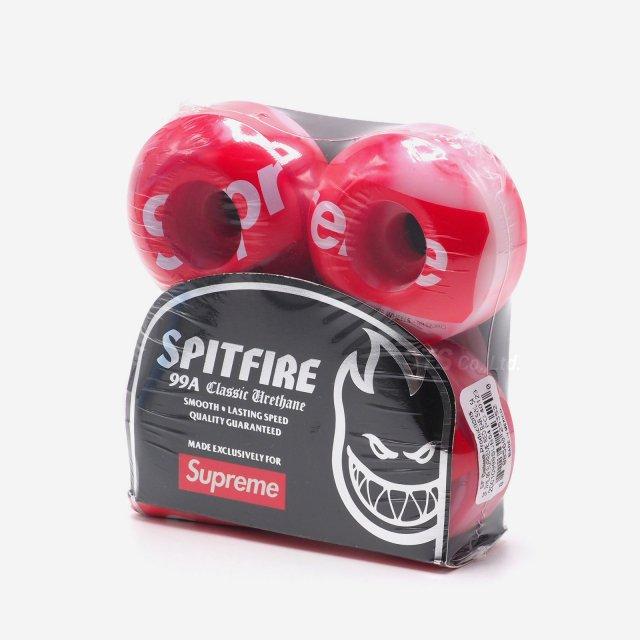 Supreme/Spitfire Shop Wheels (Set of 4)