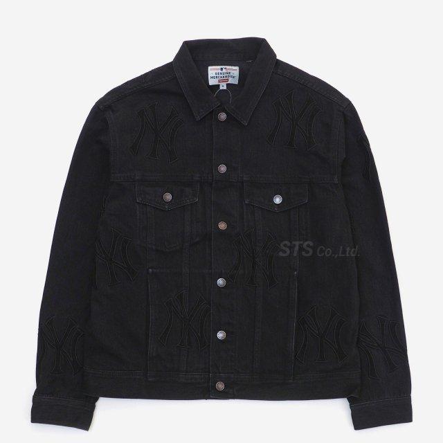 Supreme/New York Yankees Denim Trucker Jacket