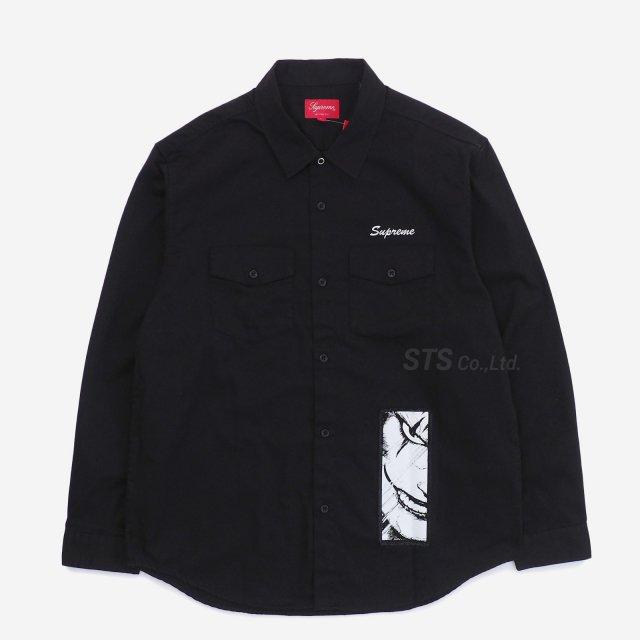 Supreme/The Crow Work Shirt