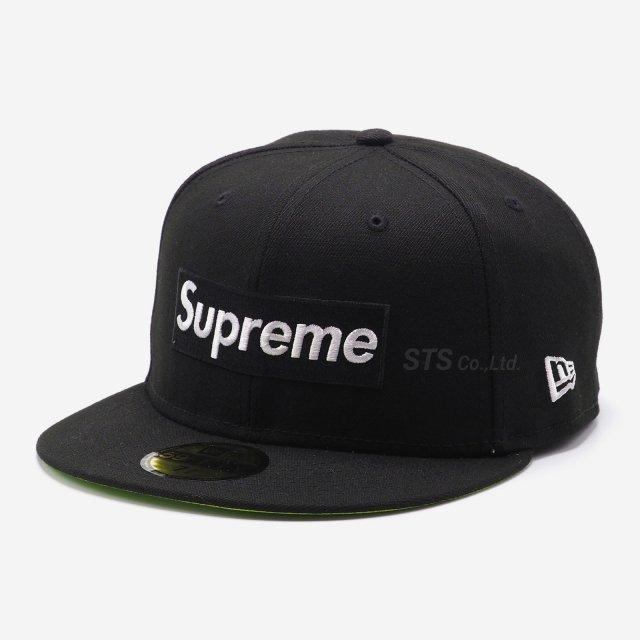 Supreme - No Comp Box Logo New Era