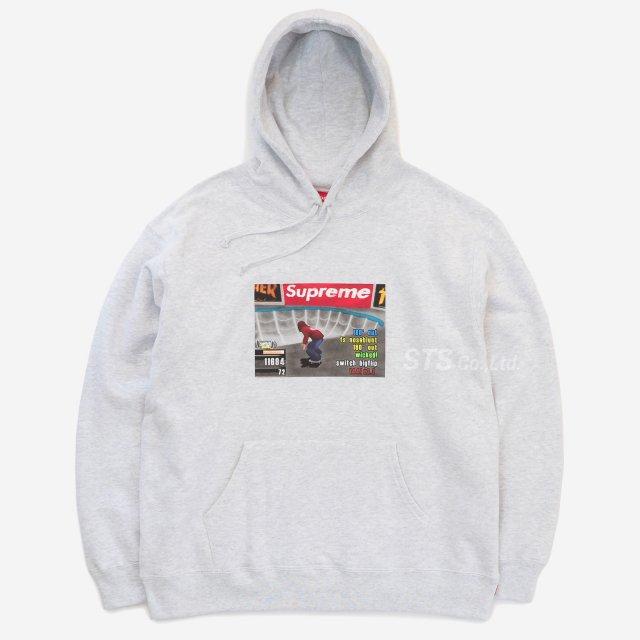 Supreme/Thrasher Hooded Sweatshirt