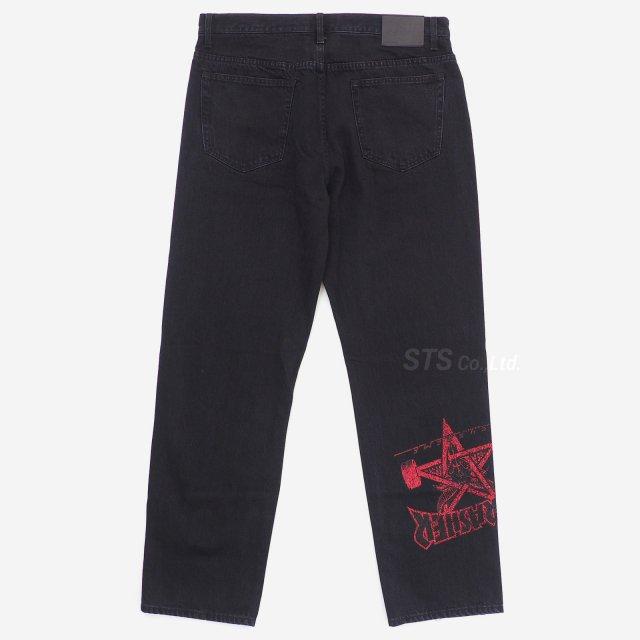 Supreme/Thrasher Regular Jean