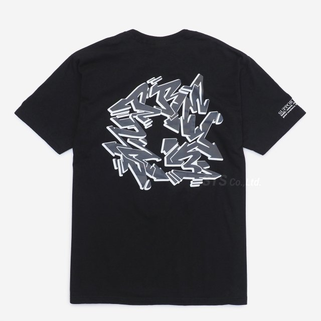 Supreme - Support Unit Tee