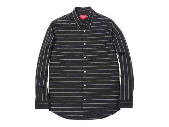 Supreme - Horizontal Stripe Shirt