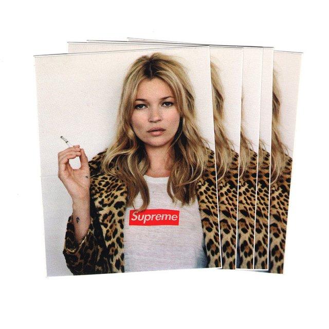 Supreme - Kate Sticker