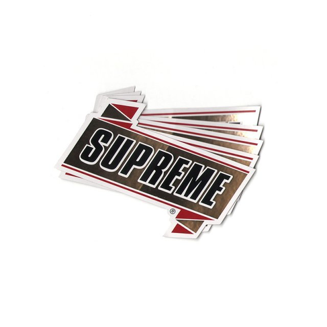 Supreme - Emblem Sticker