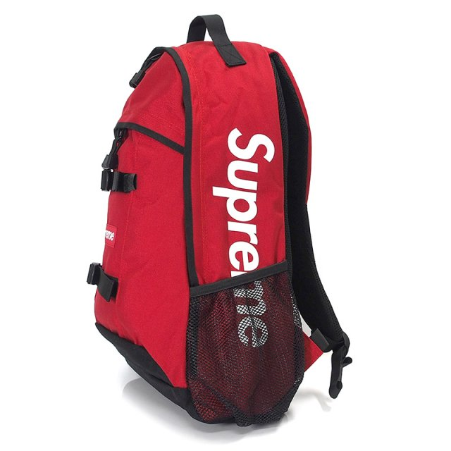 Supreme - Logo Backpack
