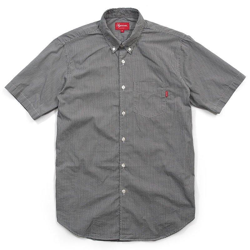 Supreme - Mini Gingham Shirt