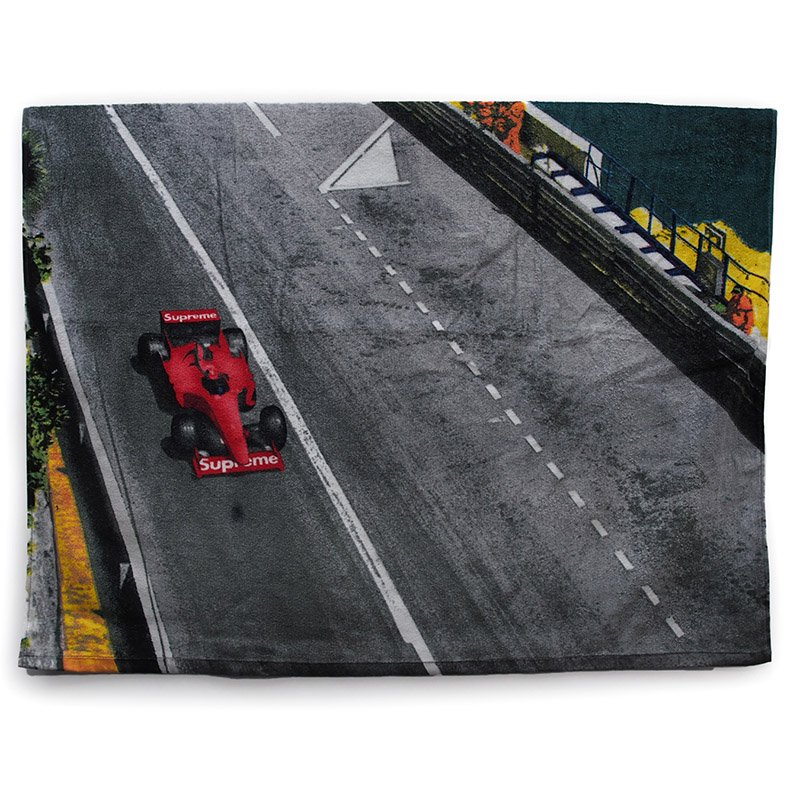 Supreme - Grand Prix Beach Towel