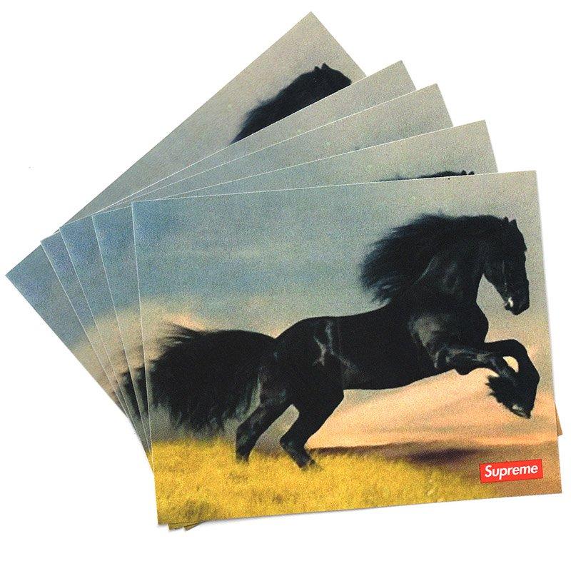 Supreme - Stallion Sticker