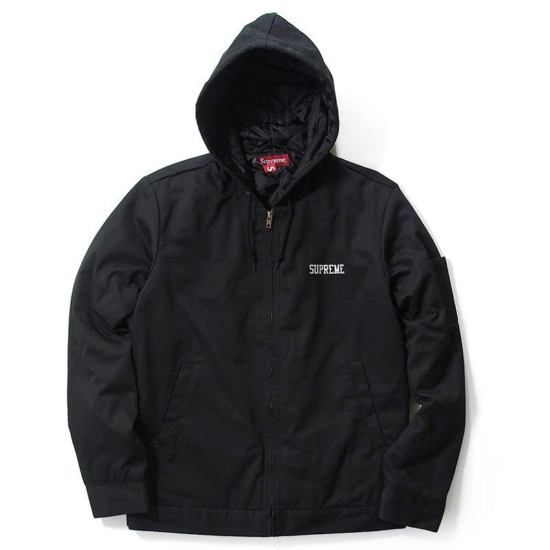 Supreme - Pettibon Hooded Work Jacket